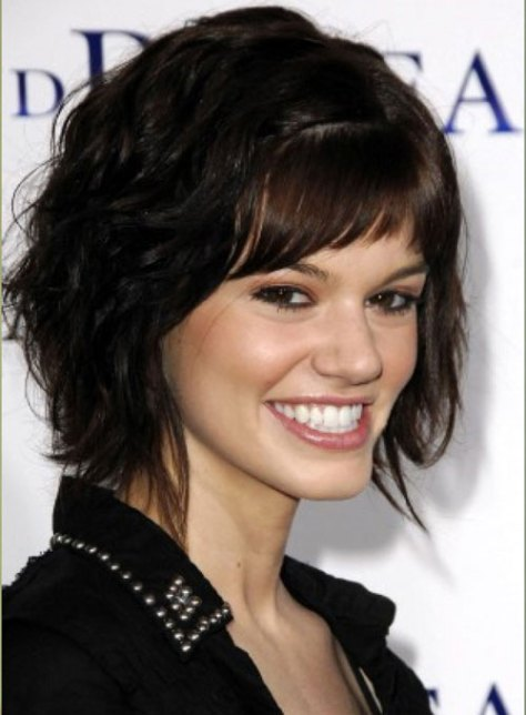 Short Hairstyles with Thick Wavy Hair