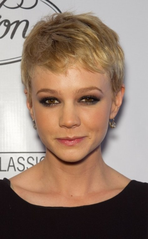 Short Pixie Haircuts for Fine Thin Hair