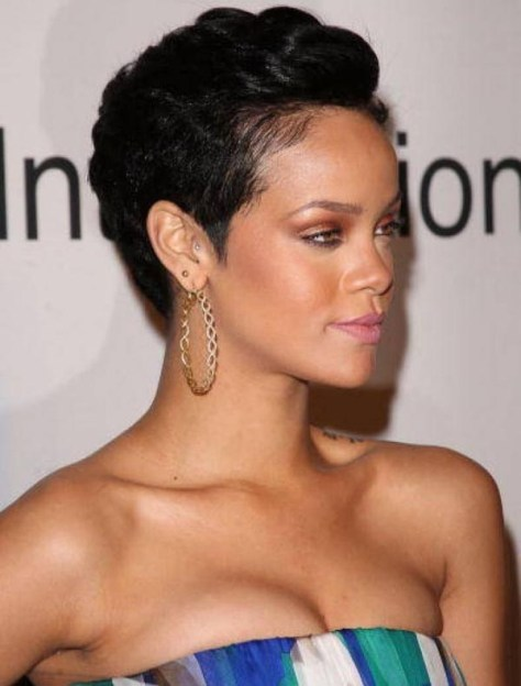 Short Pixie Hairstyles Black Women