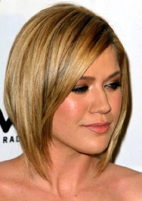 Short to Medium Length Hairstyles for Thick hairs