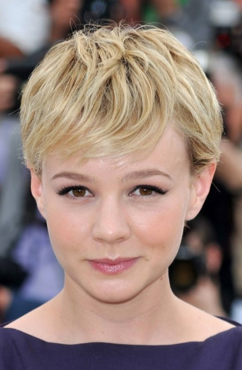 awesome pixie with its short bangs