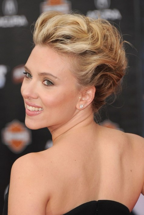 updo hairstyles ideas