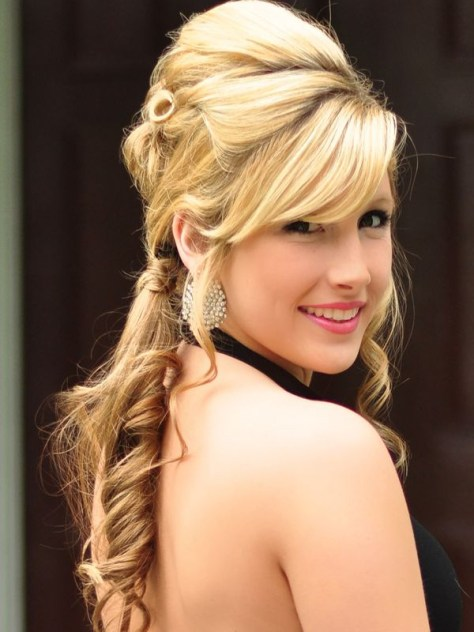 2016 Prom Hairstyles Long Hair
