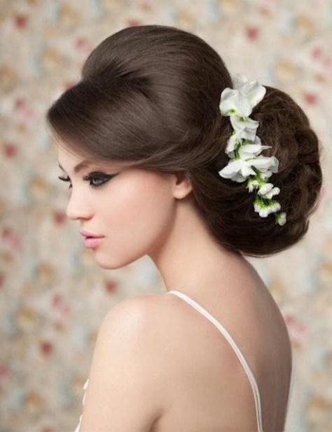 Bridal hairstyles...