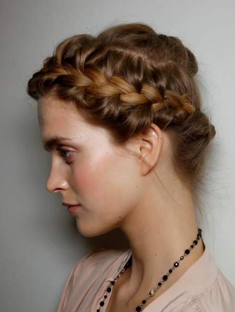 Medium Hair Bridesmaid Hairstyles