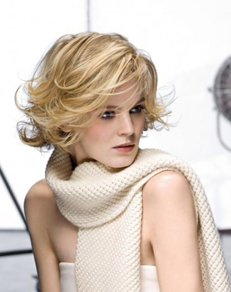 Pictures of Trendy Short Haircuts 2016