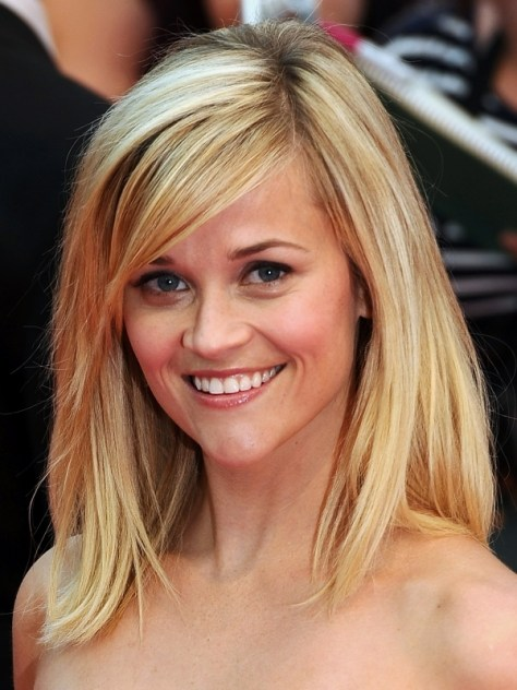Reese Witherspoon Medium-Length Hairstyle