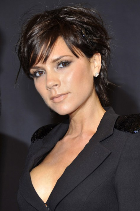 Short Choppy Hairstyles ideas...