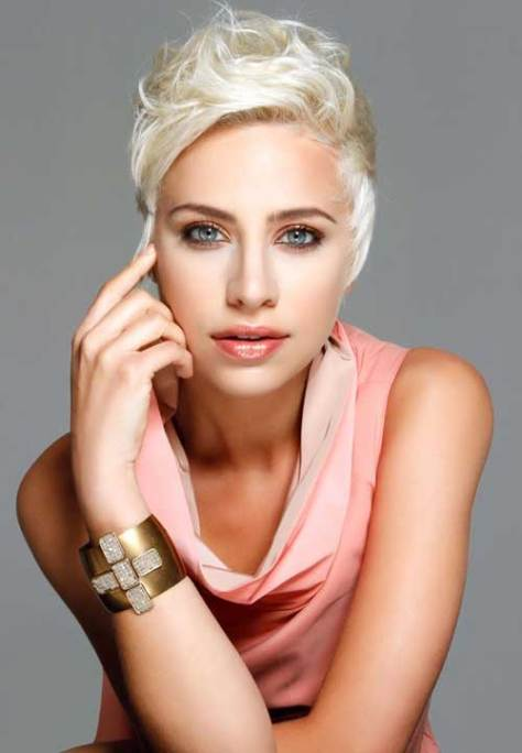Short Trendy Hairstyles ideas Pics