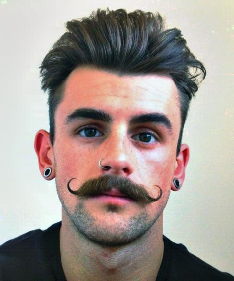 hipster hairstyles for men