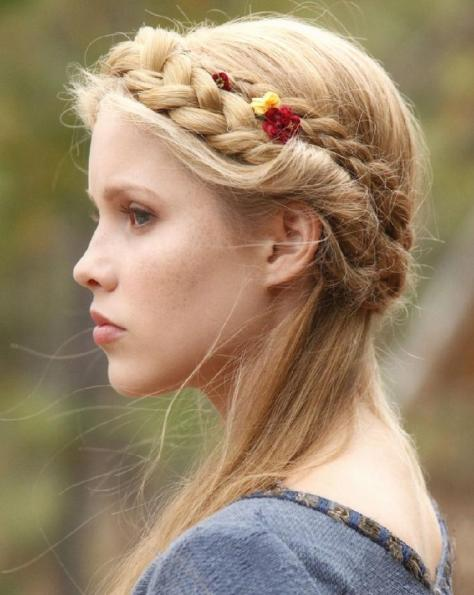 country hairstyles for long hair