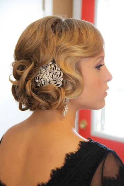 gatsby prom hairstyles
