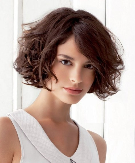 cortes curly hairstyles