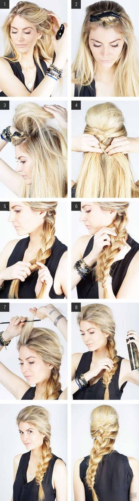 medium hairstyles for work