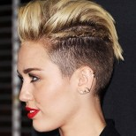 Shaved Hairstyles for Women