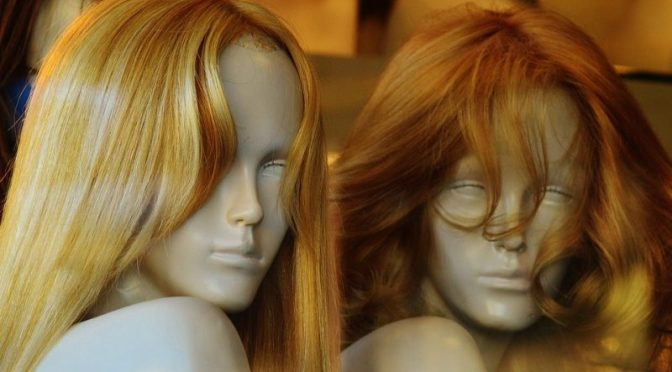Three Steps to the Perfect Wig