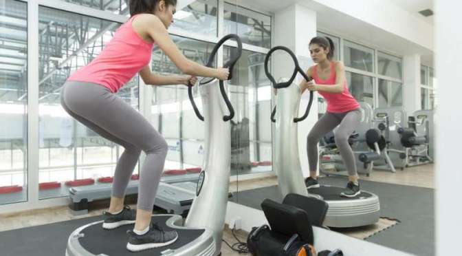 Using a Whole-Body Vibration Training While Depressed
