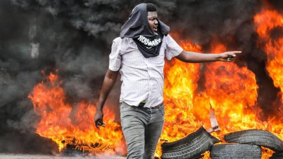 O nascimento de uma nova ditadura no Haiti