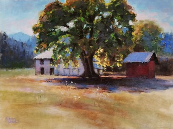 Applegate Valley Shadows by Charity Hubbard