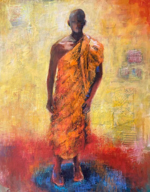 Man of Peace by Barbara Enochian