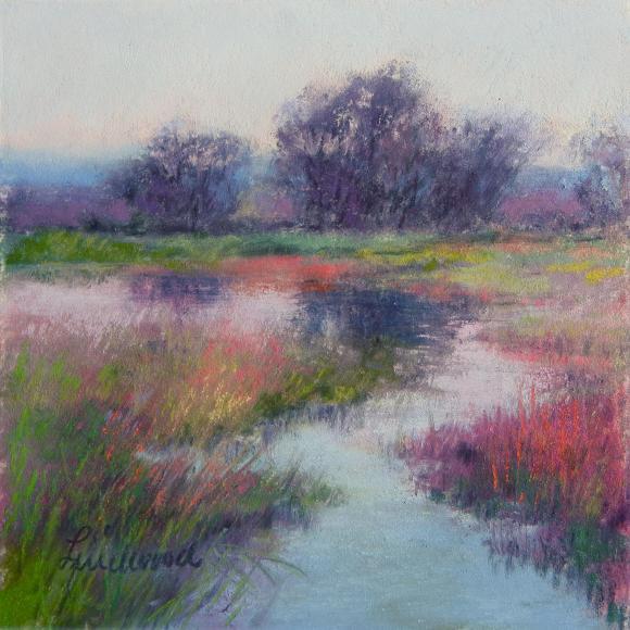 Marshland by Gretha Lindwood