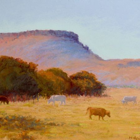 September Morning by Norma Holmes