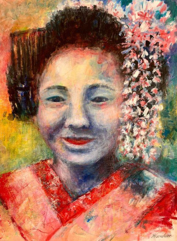 She Was Just Seventeen by Barbara Enochian