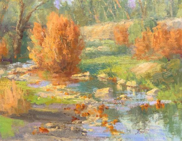 Creekside by Karen Leoni