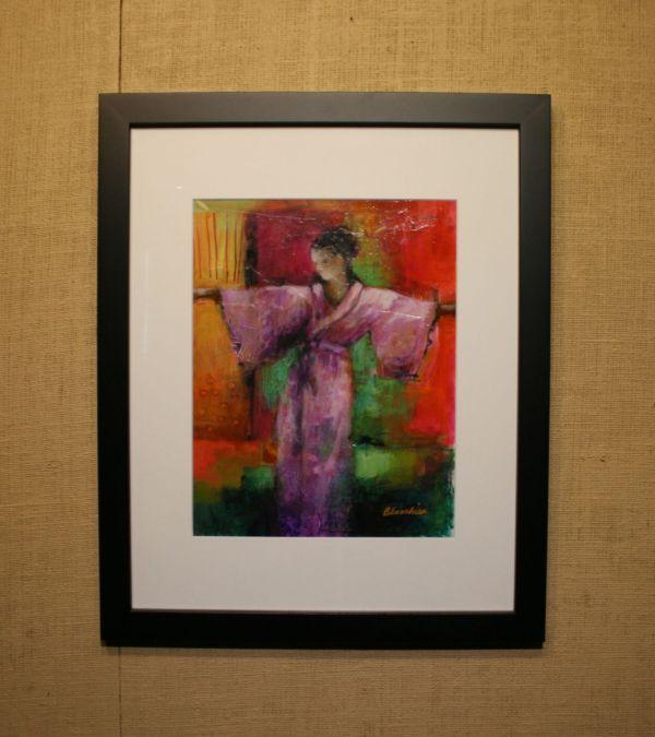 (Frame) Kimono Love by Barbara Enochian