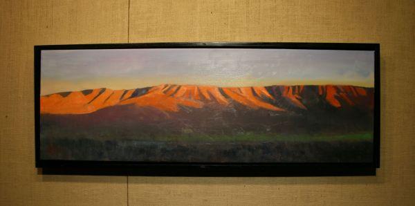 (Frame) Steens View by Janice Druian