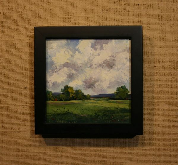 (Frame) The Big Sky by Bonnie Griffith