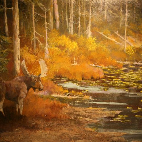 (Grid) Teton Magic by Russ Walker
