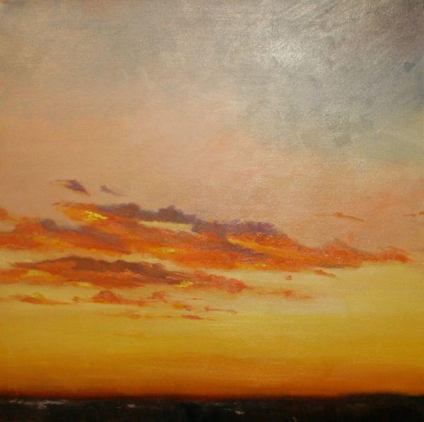 Joyous Sunrise by Janice Druian