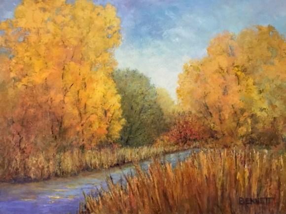 Autumn Gold by Sue Bennett