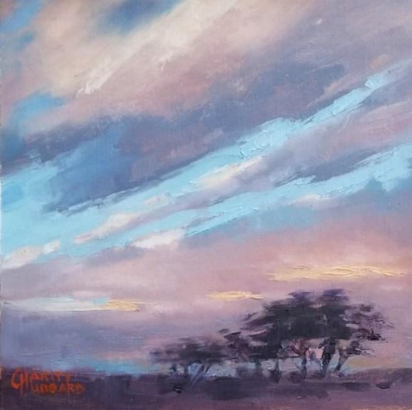 Dead Sea Sky by Charity Hubbard