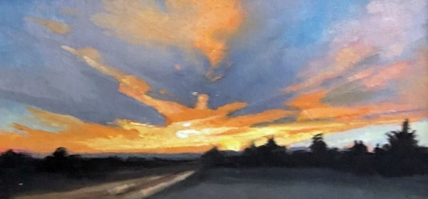 Into the Sunset by Janice Druian