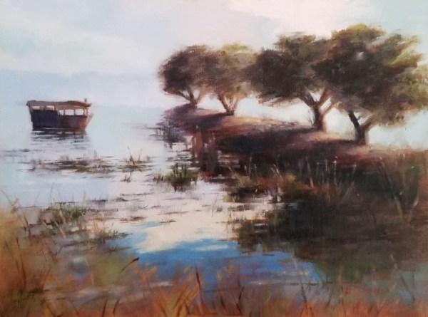 Light in Galilee by Charity Hubbard