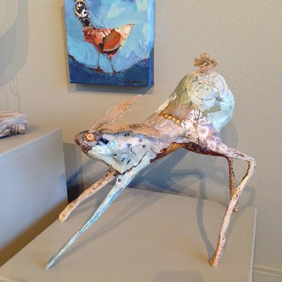 Narrow Escape by Shelli Walters
