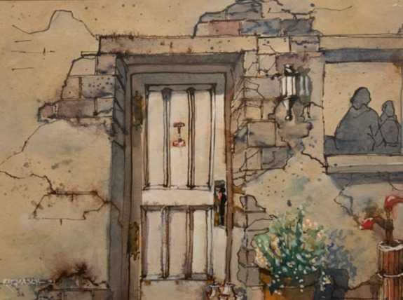 Welcome Home by Ron Raasch