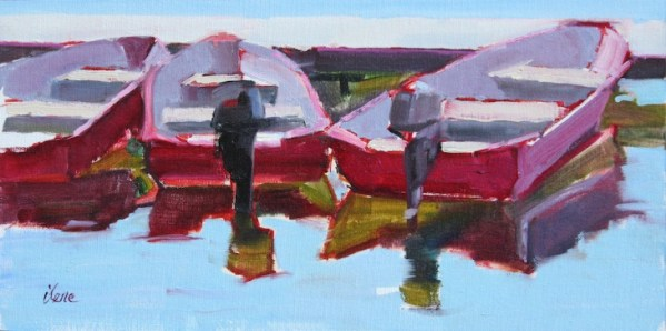 Boat Rentals by Ilene Gienger-Stanfield