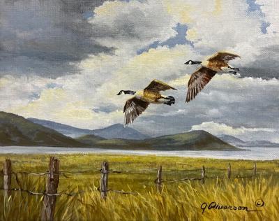 Klamath Country by Judy Phearson