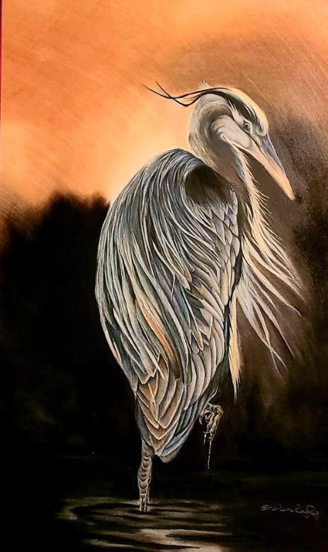 The Mindful Eye by Sharlene Rayl