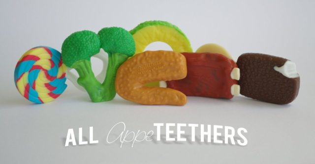 9_Little Toader Appe Teethers All