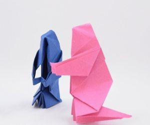 Prayer Origami #PrinceofPeace