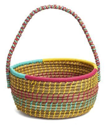 Teenager easter basket ideas theyll love fave mom i purchased my teenager easter basket for my daughter at barnes noble as well i got her the multi color stripes woven seagrass basket tote for 1495 negle Gallery