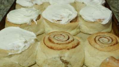 Cinnamon Roll Recipe | FaveMom.com