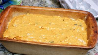 Chocolate Chip Pumpkin bread | FaveMom.com