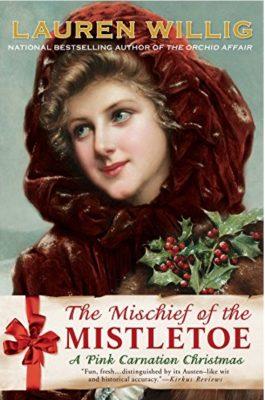 Clean Holiday Regency Romance Mischief of the Misletoe| FaveMom.com