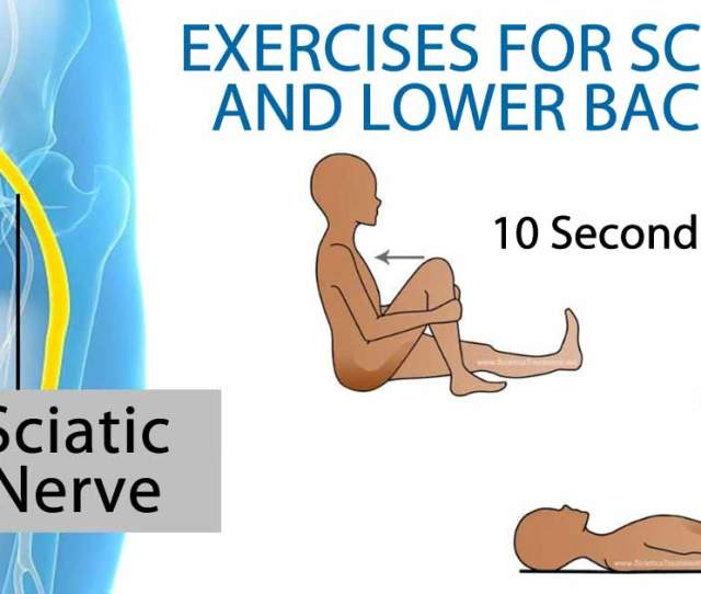 Exercises To Relieve Sciatica And Low Back Pain