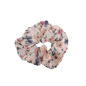 Penelope scrunchie, rose